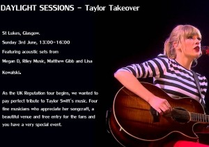 Taylor Takeover
